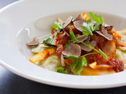 As trufas são uma das muitas especialidades da culinária croata.
