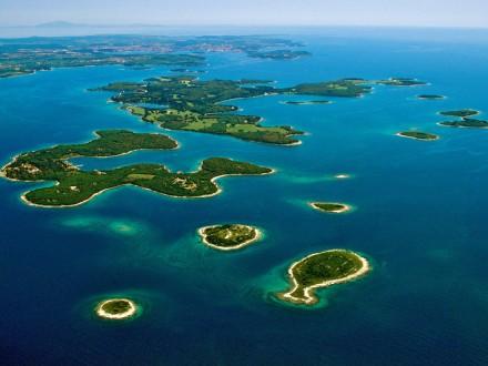 Arquipélago de Brijuni. Foto: np-brijuni.hr