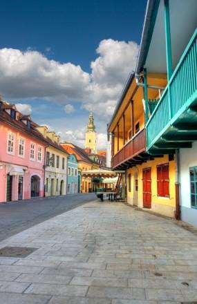 Tkalciceva Street, Zagreb