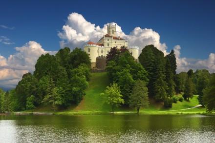 Castelo Trakošćan, Croacia