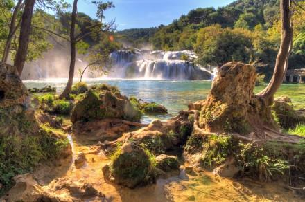 Parque Nacional Krka, Croacia