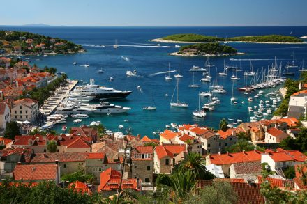Ilha de Hvar, Croacia