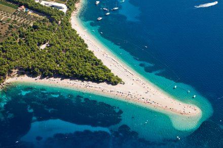 Zlatni Rat, Croatia