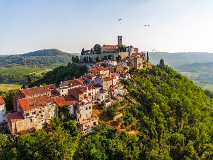 Motovun, Croacia
