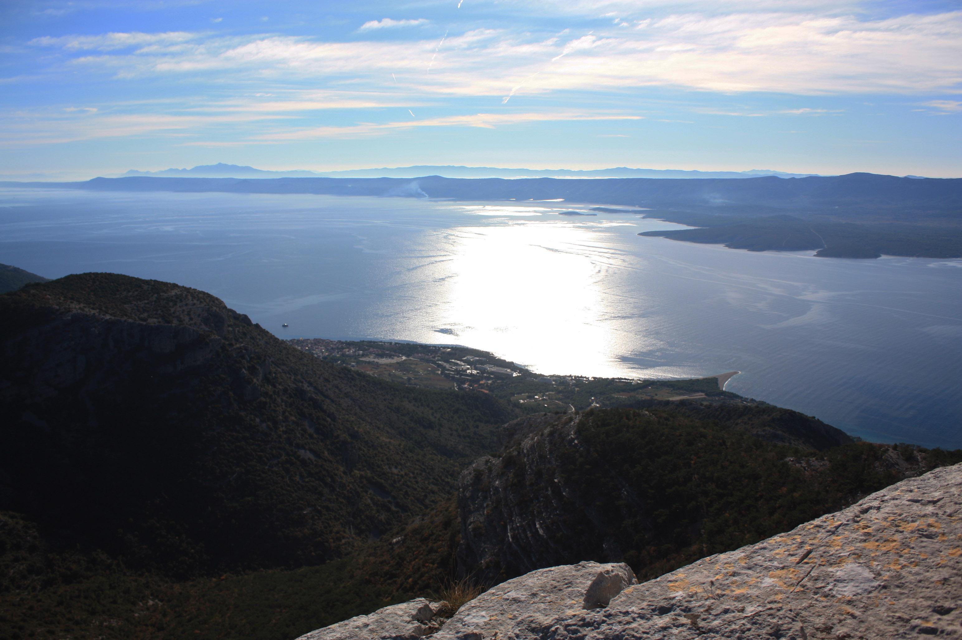 Vidova Gora's view