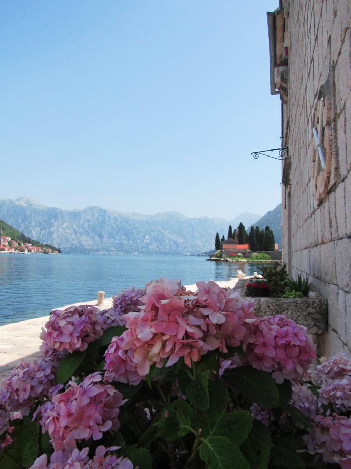 Perast islet, Montenegro